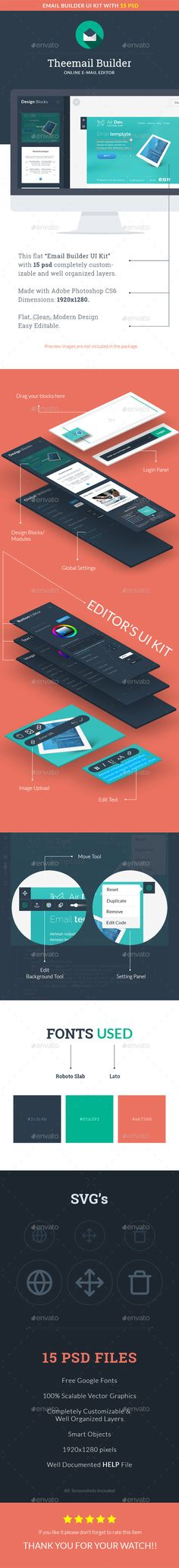 Theemail Builder (User Interfaces)