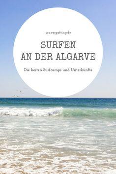 #Surfen || #Algarve || Portugal || surfing || Surf Tips || Reisen || Tipps || Surfspot