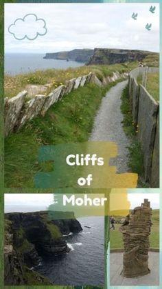 Cliffs of Moher is onbeskryflik. Maar ek probeer om dit te doen tot die beste van my vermoeë wanneer jy hier verder gaan lees. Cliffs Of Moher, Exploring, Om, Country Roads, African, Explore, Research, Study