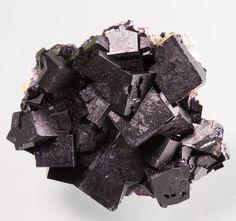 Fluorite Locality: Frohnau, Annaberg, Saxony,... - A love for minerals