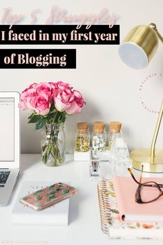 Struggles of First Year of Blogging