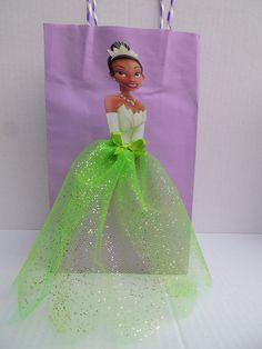 10 PC Disney Princess la princesa y el sapo por rizastouchofflair