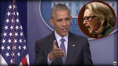 BREAKING: OBAMA JUST TURNED ON THE DEMOCRATS! HILLARY WILL BE SHAMED FOR...