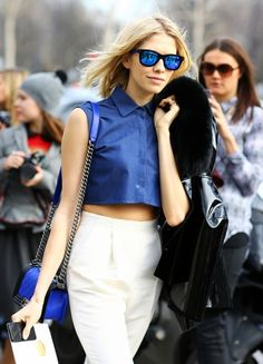 Fashion Cheat: Kleding die je langer doet lijken | Vitaya
