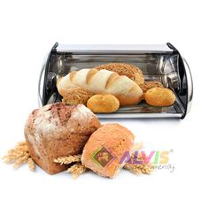 Cutie paine inox 1310210 Muffin, Breakfast, Food, Morning Coffee, Essen, Muffins, Meals, Cupcakes, Yemek