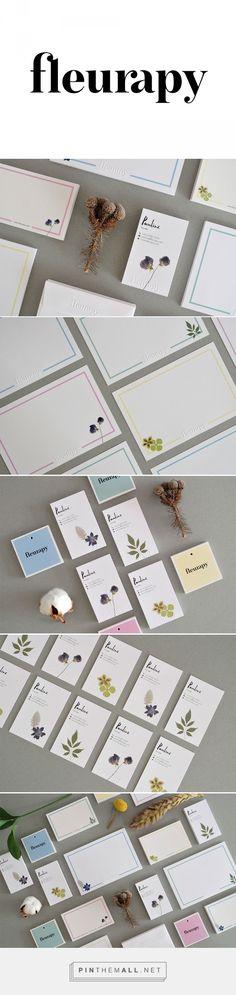 Fleurapy | Identity Designed | Fivestar Branding – Design and Branding Agency & Inspiration Gallery
