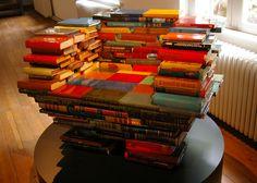 Enkhuizen Zuiderzee Museum, book chair | Flickr - Photo Sharing!