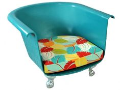 RePurpose : RePurposed Bathtub Chair     30% Off Sale Happening Now  http://shop.repurposeshop.com/