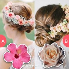 Which flower crown? Click here to vote @ http://getwishboneapp.com/share/3191058