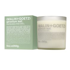 Malin and Goet Geranium Leaf Candle