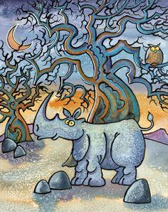 Under the Boabab tree English Artists, My Animal, Animal Paintings, Welsh, Fun, Animals, Ideas, Animales, Welsh Language