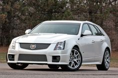 Cadillac CTS-V Sport Wagon - Single-handedly Changing The Perception About Station Wagons