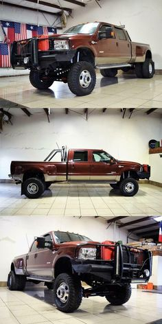 Custom Trucks For Sale, Lifted Trucks For Sale, F350 King Ranch, Pickups For Sale, Leather Interior, Keep It Cleaner, Ford, Offroad, Off Road