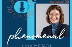 Speaking of Phenomenal Podcast Episode 009: The impact of caregiving today with Hillary Ebach Inner Circle, Caregiver, Oprah, Shit Happens, Life