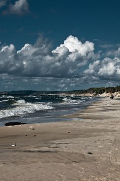 Baltic Sea Poland by Gigione