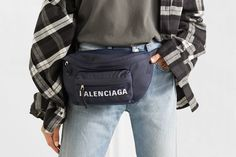 Balenciaga's Logo Belt Bag Will Be the Only Accessory You Need This Season