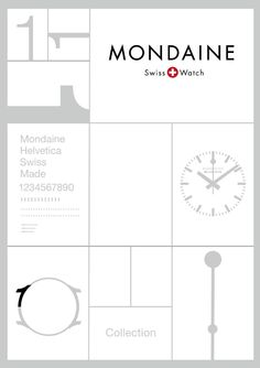 Mondaine Catalogue 2015  swiss made