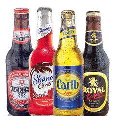 Carib! Beers to enjoy