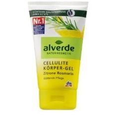 Alverde - Cellulite Körper-Gel Zitrone Rosmarin