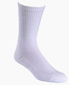 Fox #River Soft Toe #Uniform All Weather Crew Cut Work Socks, Large, White Made by #Fox River Color #White. PERFECT ALL-DAY ANY-WEATHER SOCK: Whether you're on your feet or just on the go all day, these FoxSox have your feet covered; soft, comfortable fibers keep your feet happy and the right temperature