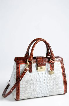 Brahmin 'Tri Color Annabelle' Handbag | Women's Pin