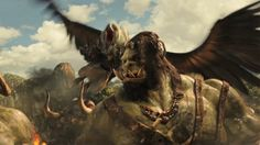 Warcraft: Clancy Brown's Blackhand Doesn't Like Humans Very Much - Blizz...