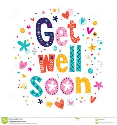 get-well-soon-greeting-card-lettering-text-44403242.jpg (1300×1390)