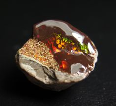 A personal favourite from my Etsy shop https://www.etsy.com/listing/255716721/natural-opal-carved-mezezo-ethiopia