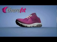 Therafit Shoe for Flat Feet : The 12 Hour Shoe Specifically Designed for Women
