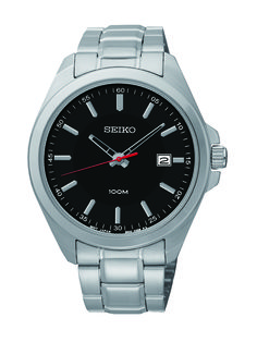 SEIKO CLASSIC THREE HANDS QUARTZ SUR061P1