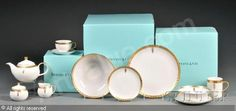 Dinnerware | TIFFANY & Co - Frank Lloyd Wright Imperial