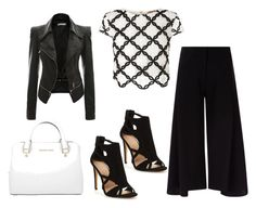 """Look do Dia"" by maispoderosa on Polyvore featuring moda, Victoria, Victoria Beckham, Lipsy e Michael Kors"