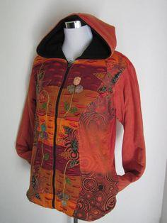 FUNKY  Fleece Lined Warm Jacket
