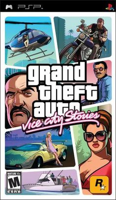 """GTA: Vice City"" Cheats for the PSP: Grand Theft Auto: Vice City Stories (PSP)"