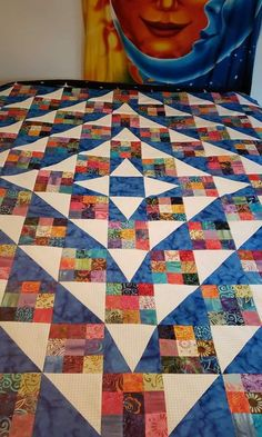 9 patches HSTs and Tri-Recs. 2019 9 patches HSTs and Tri-Recs. The post 9 patches HSTs and Tri-Recs. 2019 appeared first on Quilt Decor. Scrappy Quilt Patterns, Batik Quilts, Jellyroll Quilts, Scrappy Quilts, Easy Quilts, Small Quilts, Quilt Blocks, Quilting Projects, Quilting Designs