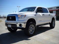 Toyota Tundra Crewmax - Striking, maybe someday....