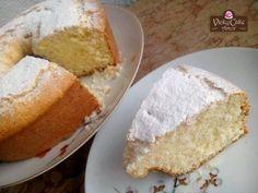 Una torta ideal para la hora del té, del mate o del café con leche!