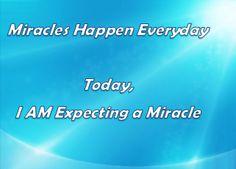 Miracles Happen Everyday Miracles Happen Everyday, Changing Jobs, Change, Shit Happens, Motivation, Inspiration