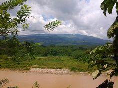Río Tarra. Catatumbo. El Tarra.