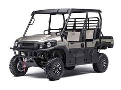 New 2016 Kawasaki Mule Pro-FXT Ranch Edition ATVs For Sale in North Carolina. 2016 Kawasaki Mule Pro-FXT Ranch Edition, 2016 Kawasaki Mule PRO-FXT Ranch Edition THE KAWASAKI DIFFERENCE KAWASAKI STRONG Managing a ranch is hard work. To make the job easier, we created the MULE PRO-FXT Ranch Edition side x side with special components like a Warn Vantage Winch and Electric Power Steering to help get the tough jobs done. Top it off with premium Metallic Titanium painted bodywork and the comfort…