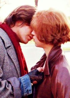 (the breakfast club) claire and john bender
