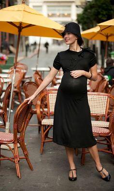 modelo de vestidos para gestantes preto ------------------------------------------- http://www.vestidosonline.com.br/modelos-de-vestidos/vestidos-gestantes