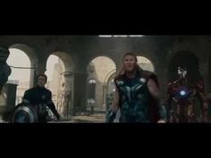 Avengers: Age of Ultron, tercer tráiler oficial y definitivo