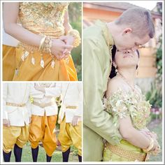 Traditional Cambodian Wedding by Modern Lightbox Photography | Done ...