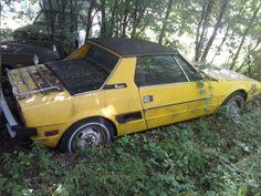 Fiat X1/9 barn find