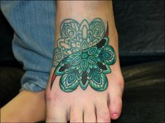 Mandala Tattoo Gallery Part 3 #mandala #tattoo