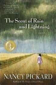 nancy pickard, the scent of rain and lightening
