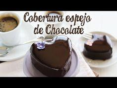 Cobertura Espejo de Chocolate - TartaFantasía