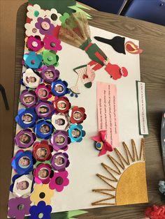Öğretmenler  günü kutlu olsun  Children's Day Craft, Art N Craft, Craft Work, Teachers Day Decoration, School Decorations, Display Boards For School, School Displays, Teacher Appreciation Gifts, Teacher Gifts
