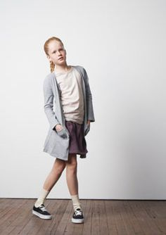 I love the cardi in my basics range - they are great mix and match pieces. Brown Dress, Classic Outfits, Mix N Match, Kids Wear, Tween, Dress Up, Normcore, Range, Suits